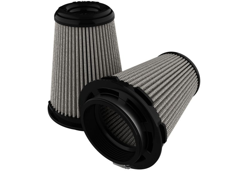 aFe Takeda Intake Replacement Air Filter with Pro DRY S Media (Pair) (3 1/2