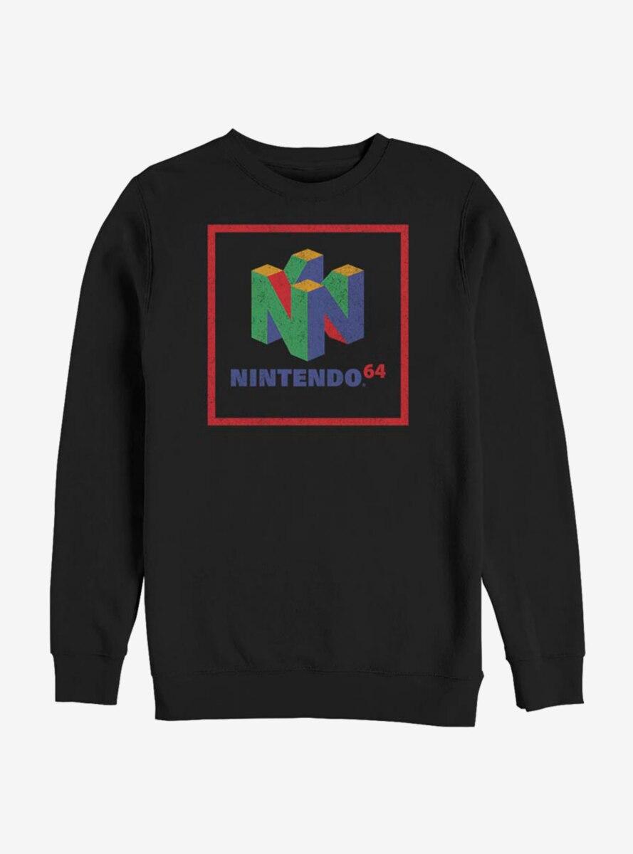 Nintendo 64 Logo Element Sweatshirt