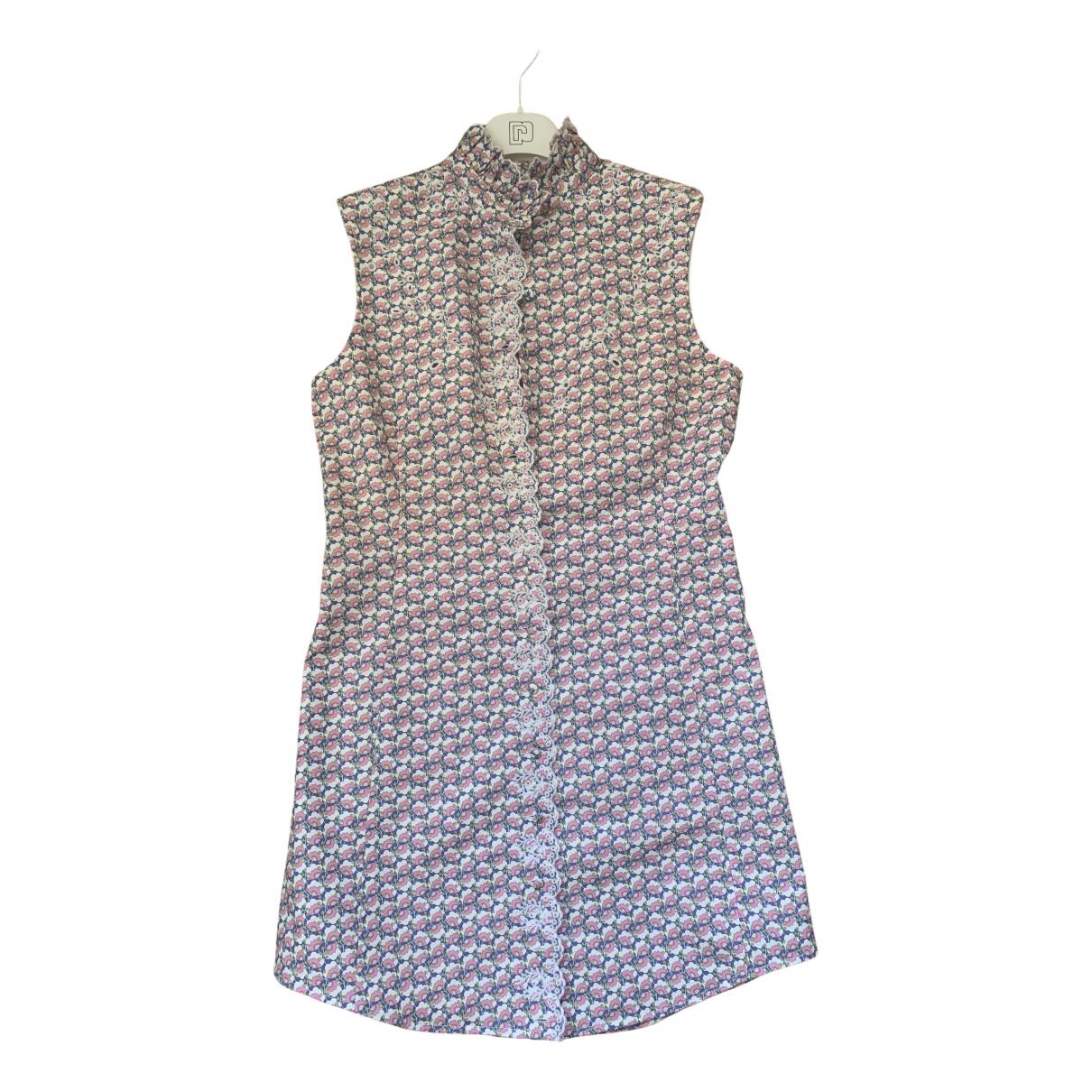Paco Rabanne \N Kleid in Baumwolle