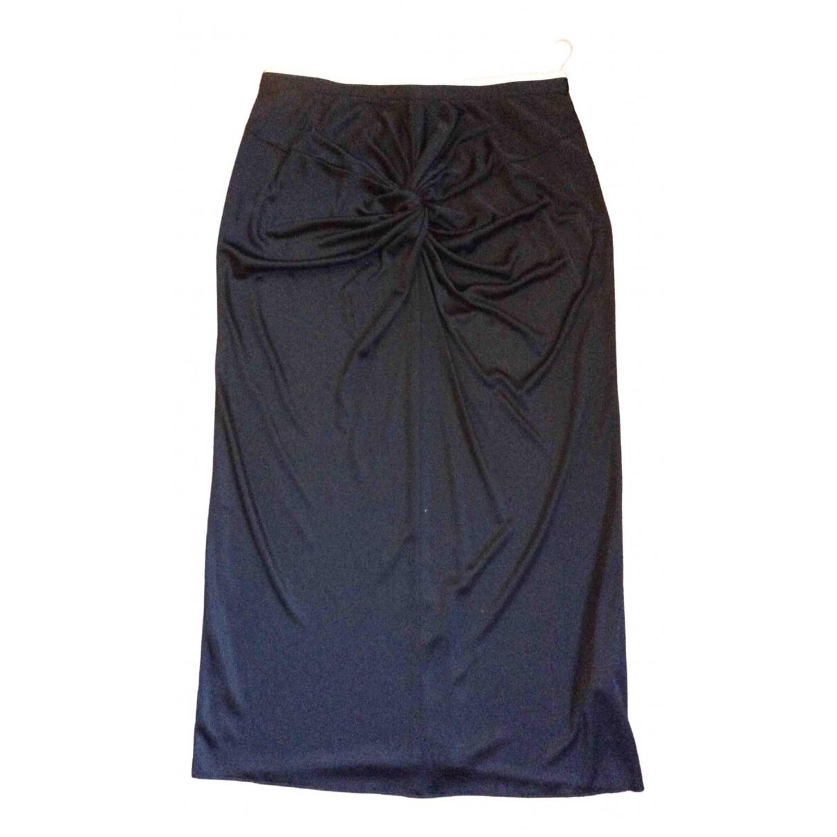 N°21 \N Black skirt for Women 40 IT