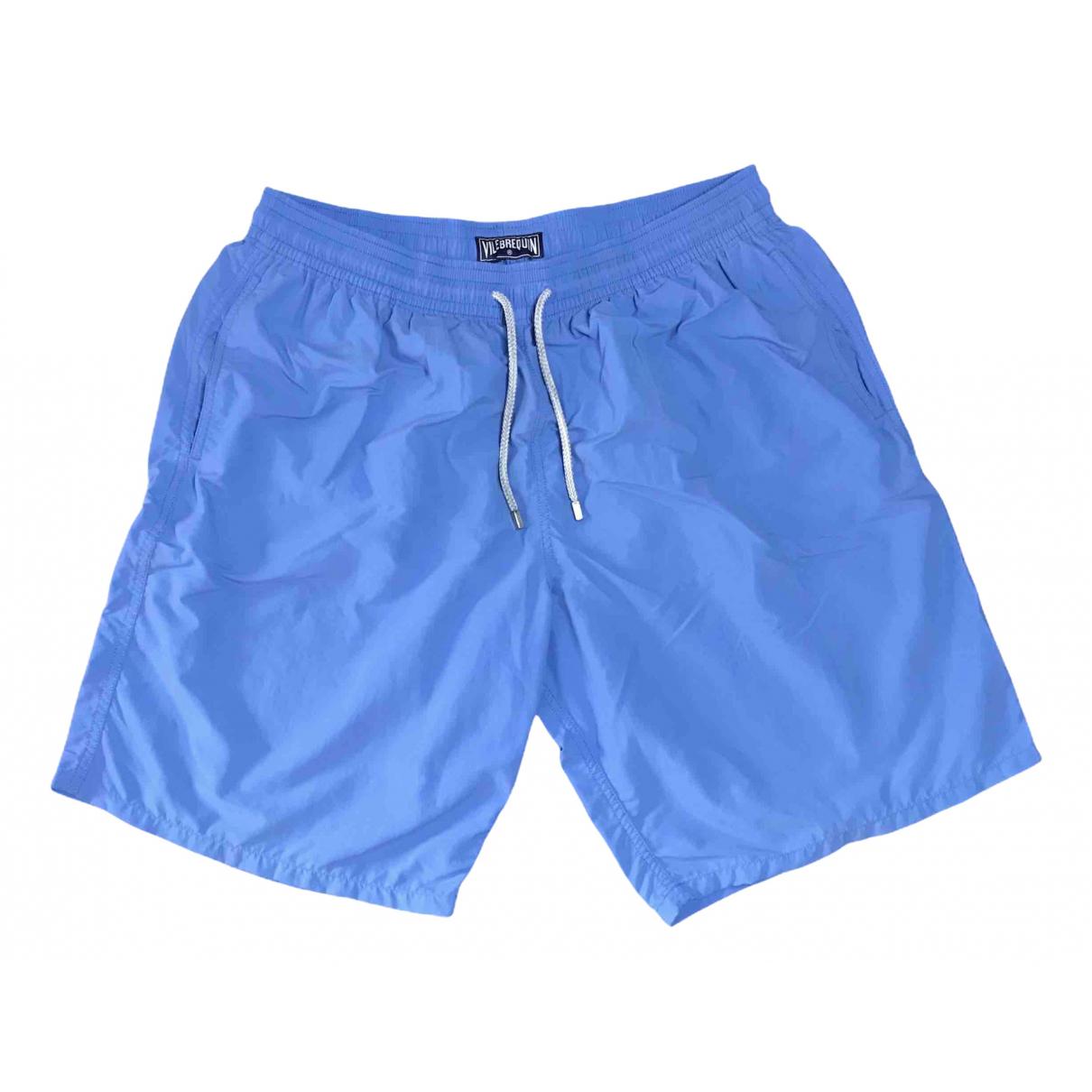 Vilebrequin \N Badeanzug in  Blau Synthetik