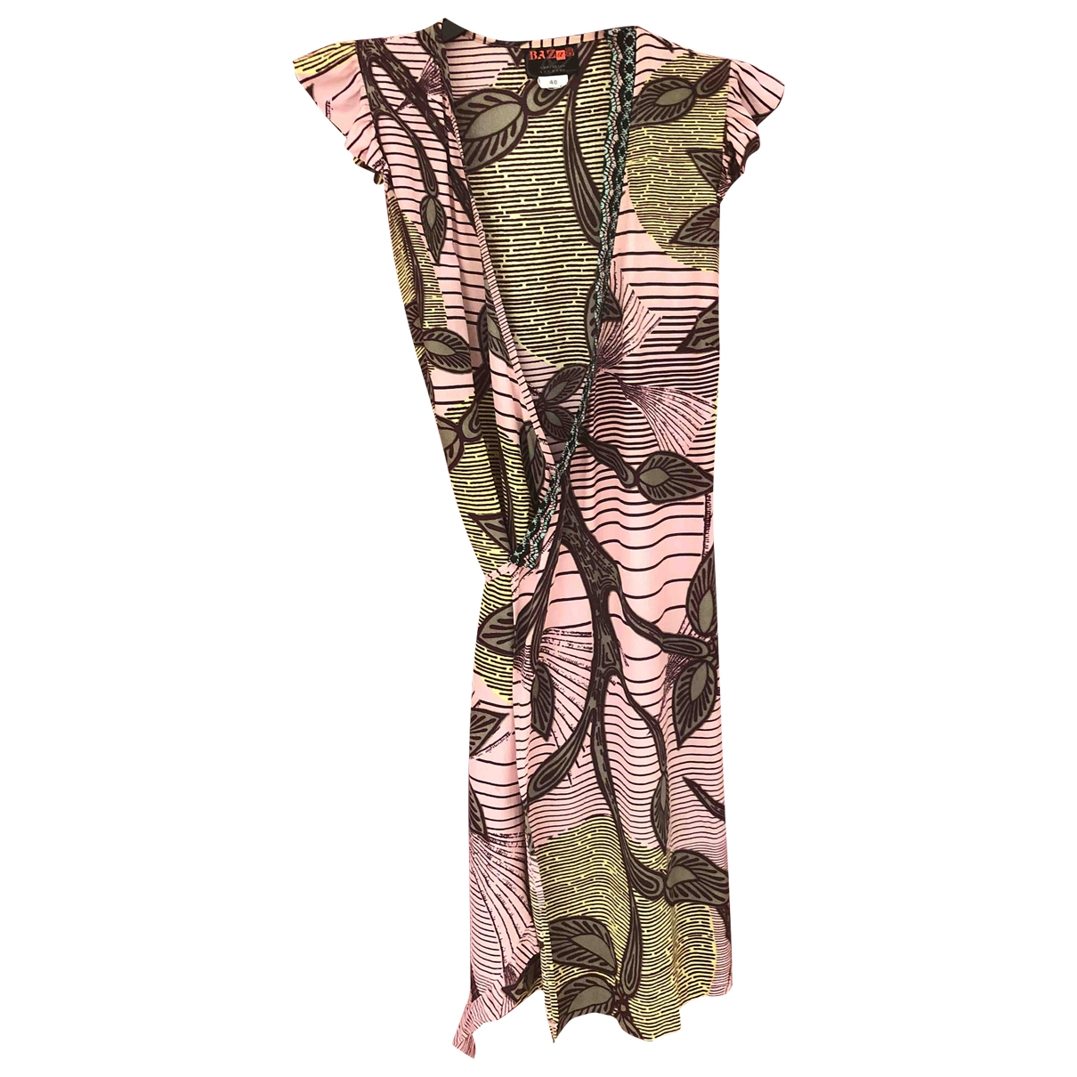 Christian Lacroix \N Pink dress for Women 40 FR