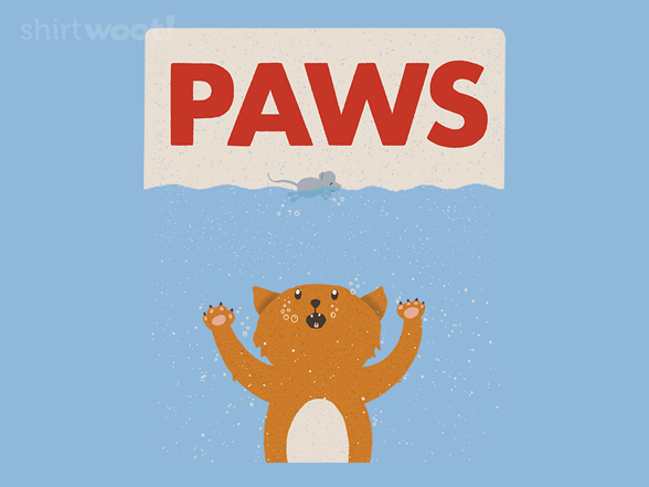 Paws T Shirt