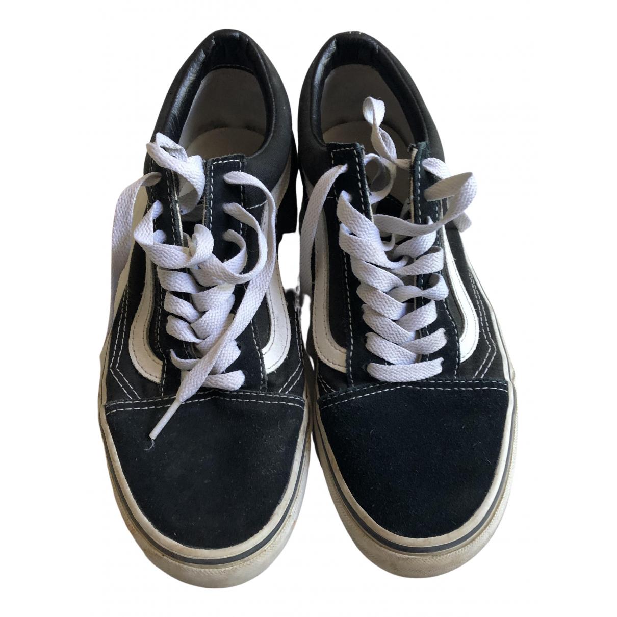 Vans \N Sneakers in  Schwarz Tweed