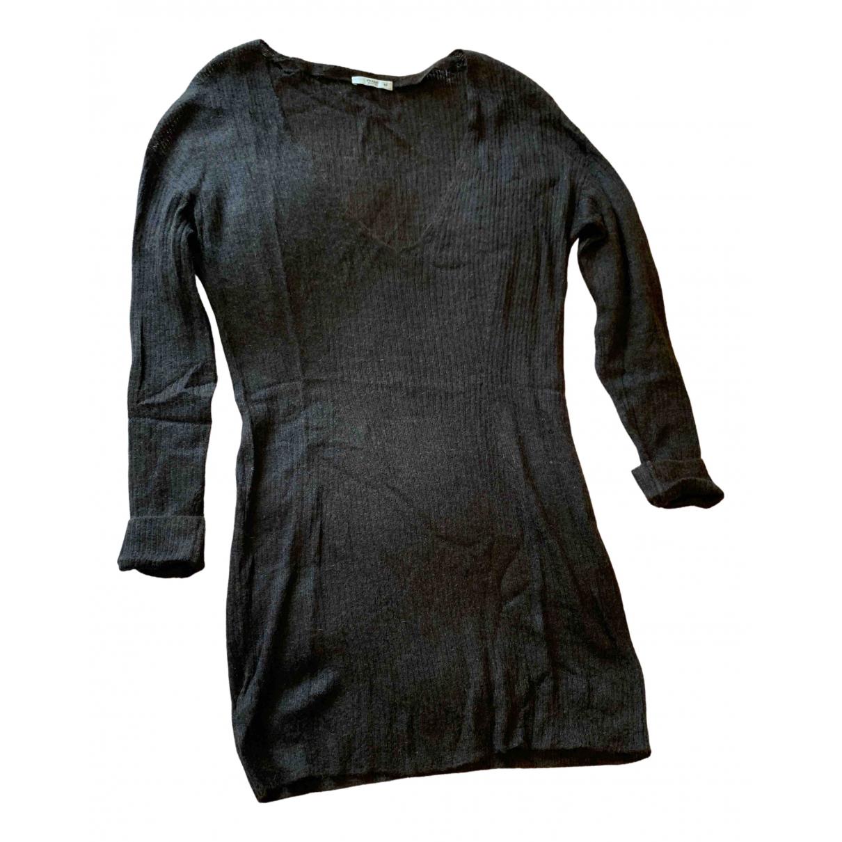 Prada - Pull   pour femme en cachemire - marron