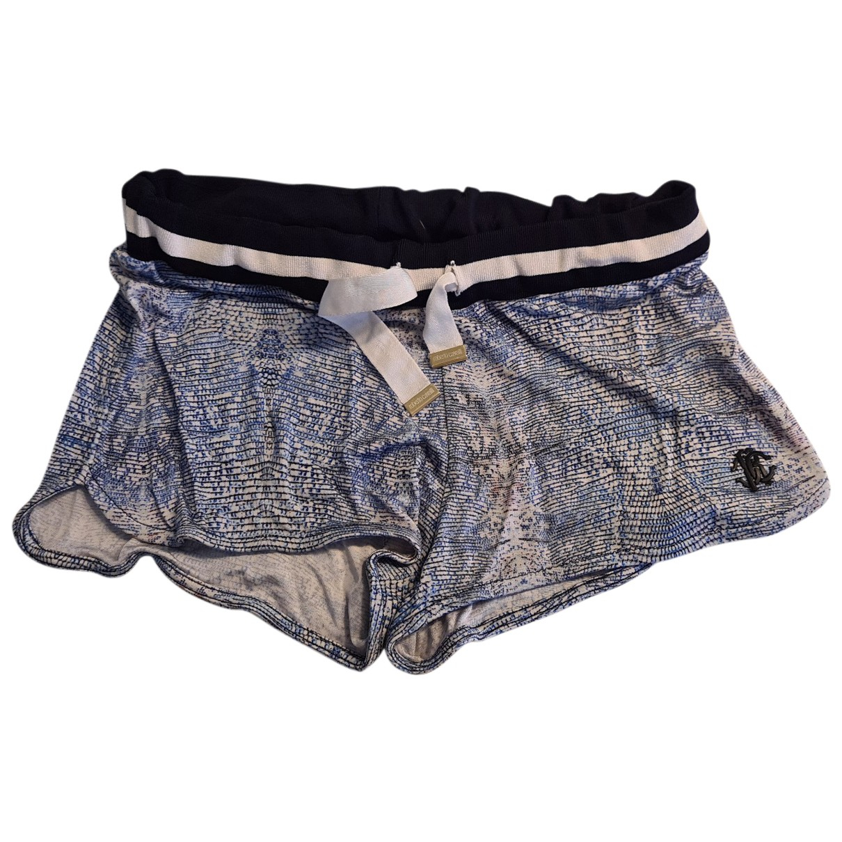 Roberto Cavalli N Cotton - elasthane Shorts for Women 40 IT