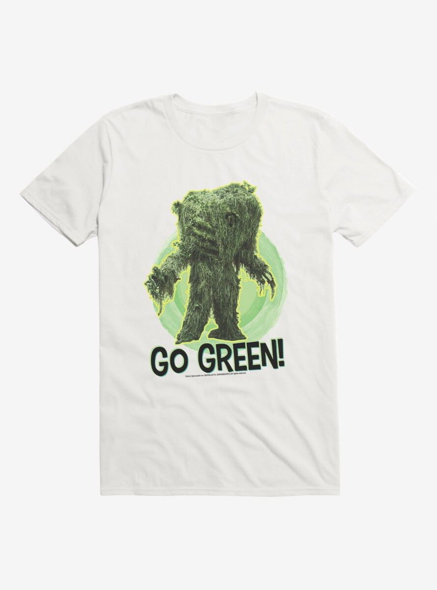 Goosebumps Go Green T-Shirt