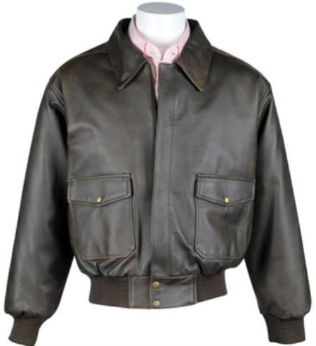 Mens Removable Liner And Indiana Jones Jacket Black