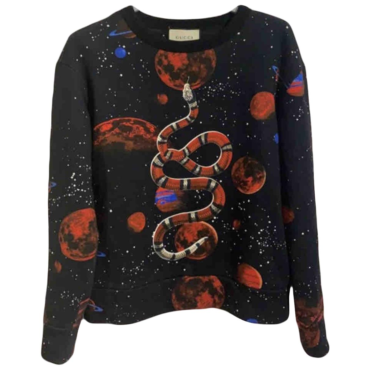 Gucci \N Multicolour Cotton Knitwear & Sweatshirts for Men M International