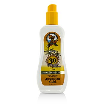 Spray Gel Sunscreen Broad Spectrum Spf 30