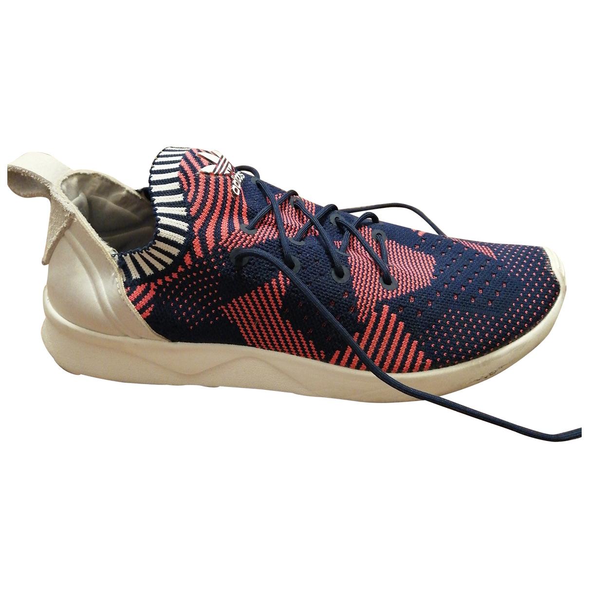 Adidas - Baskets ZX pour femme en toile