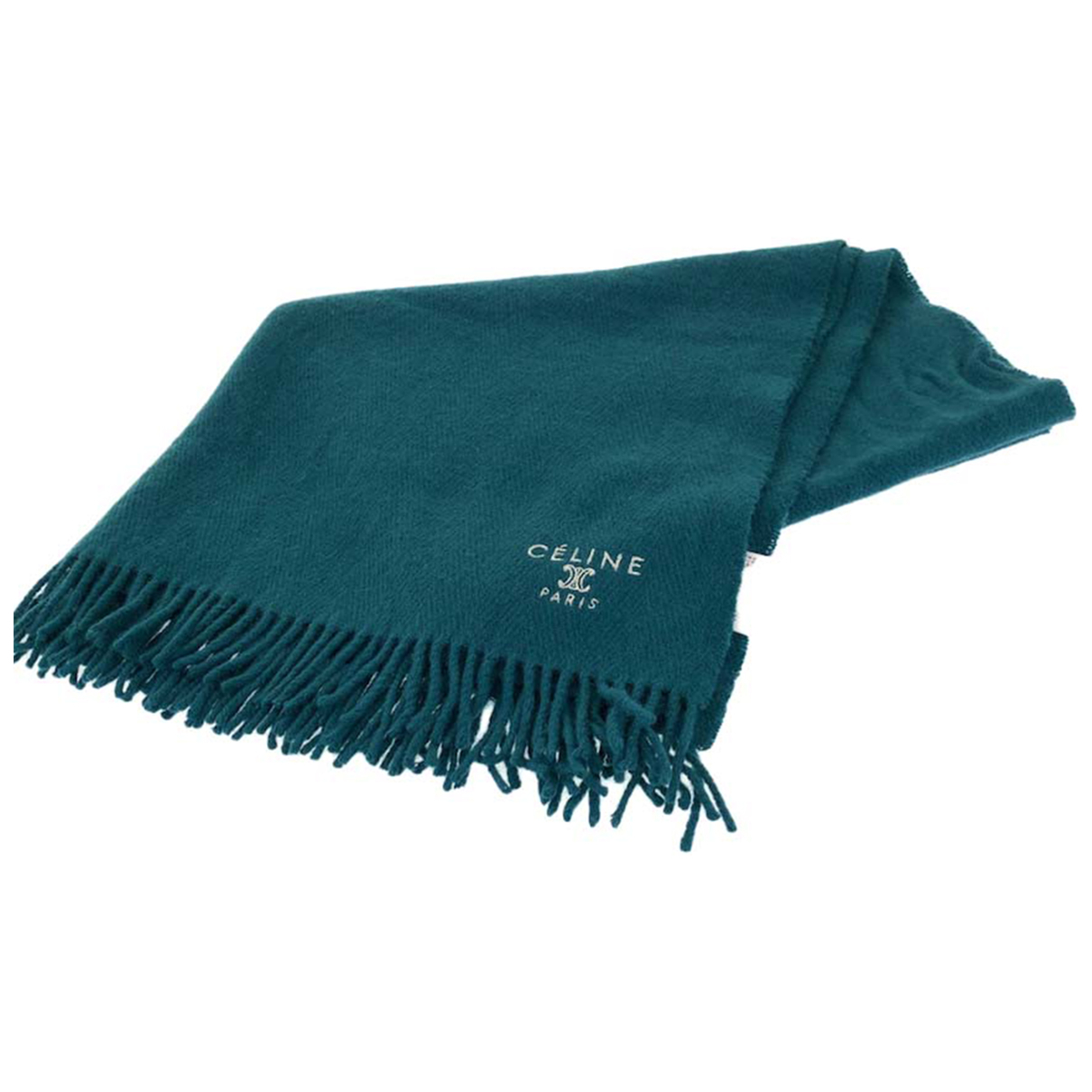 Celine N Wool scarf for Women N
