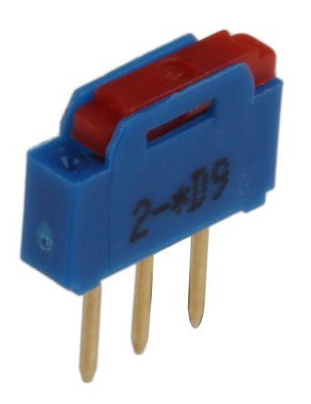 APEM PCB Slide Switch Single Pole Double Throw (SPDT) Latching 500 mA V ac @ 12 Slide (5)