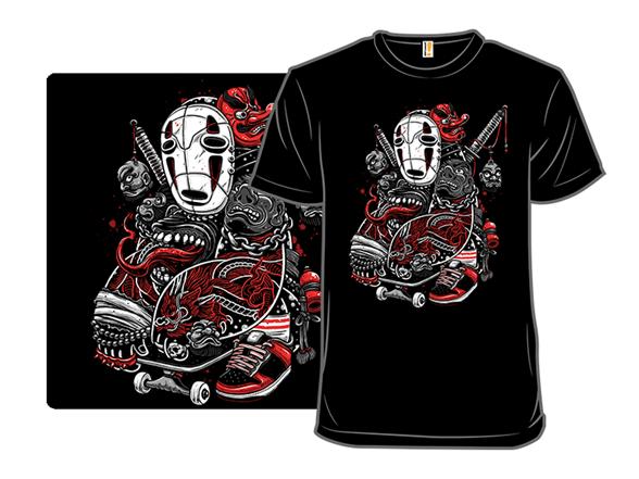 Kaonashi Spirit T Shirt