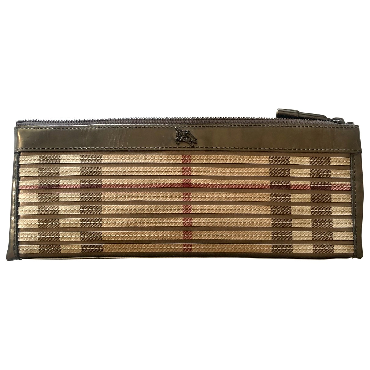 Burberry \N Multicolour Leather Clutch bag for Women \N