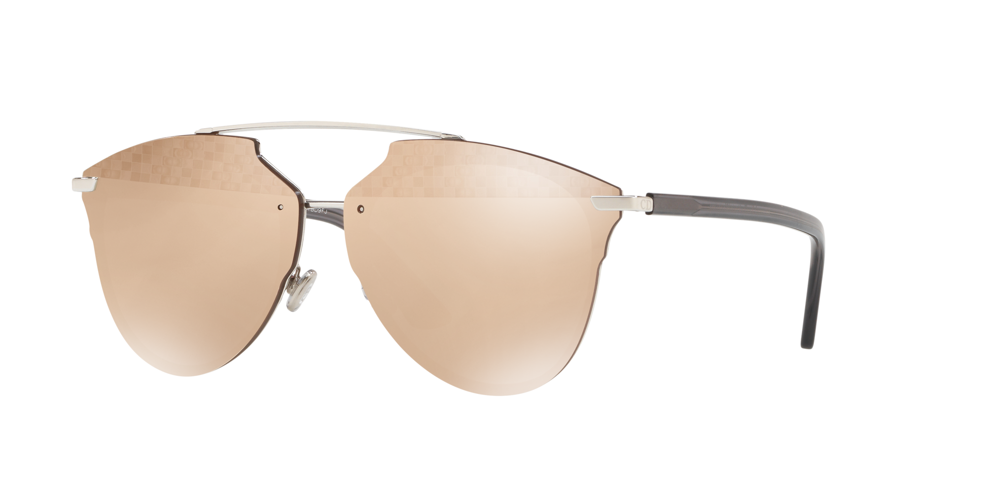 Dior Mann  CD000820 -  Frame color: Grau, Lens color: Gold, Size 63-11/140