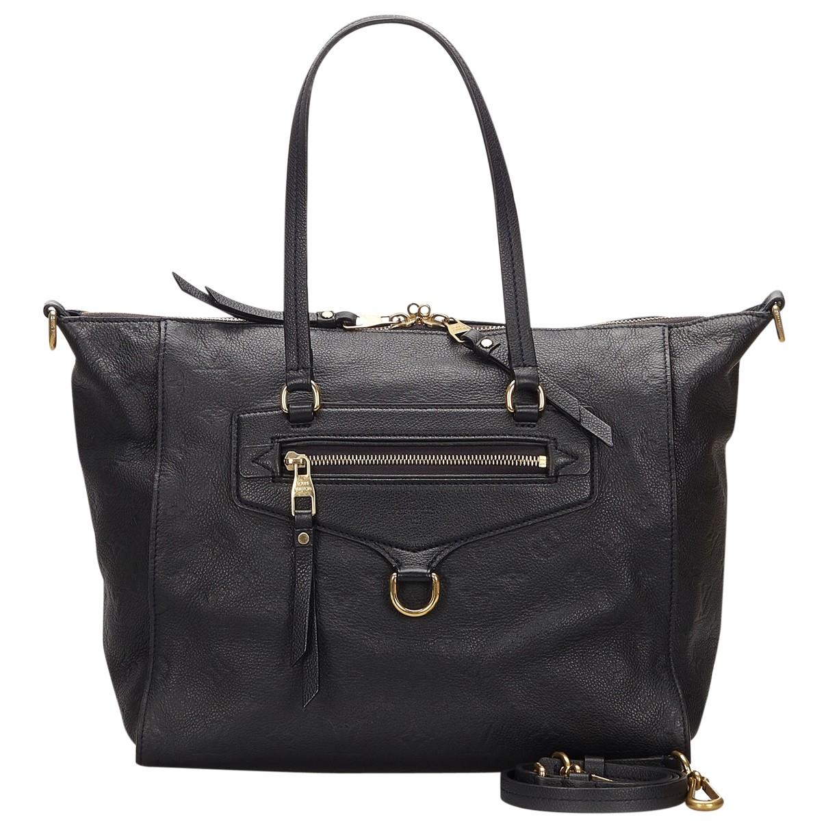 Louis Vuitton Lumineuse Taschen in  Blau Leder
