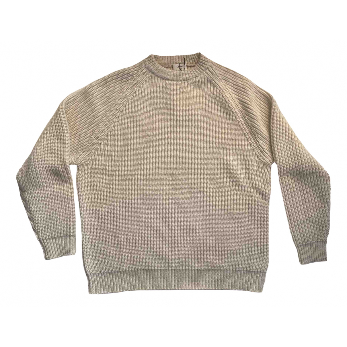 Celine \N Beige Cashmere Knitwear for Women XS International
