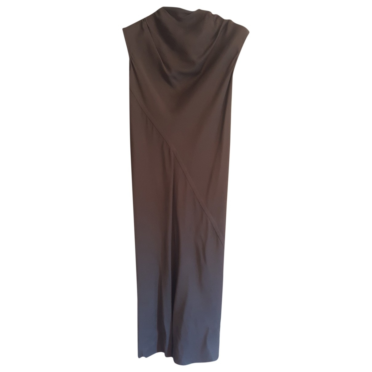 Rick Owens - Robe   pour femme - marron