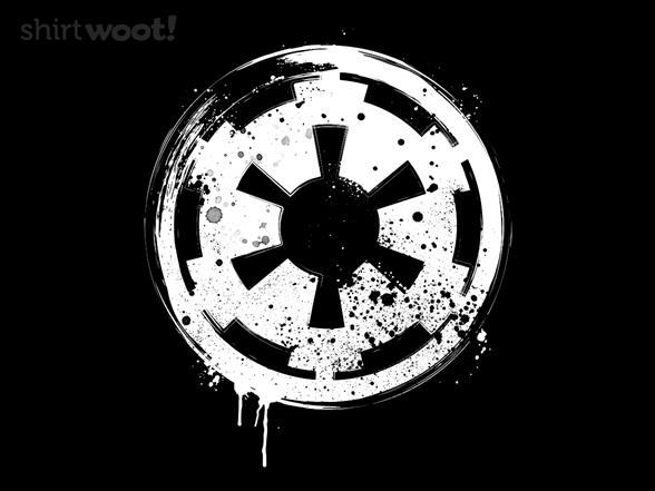I Am The Empire T Shirt