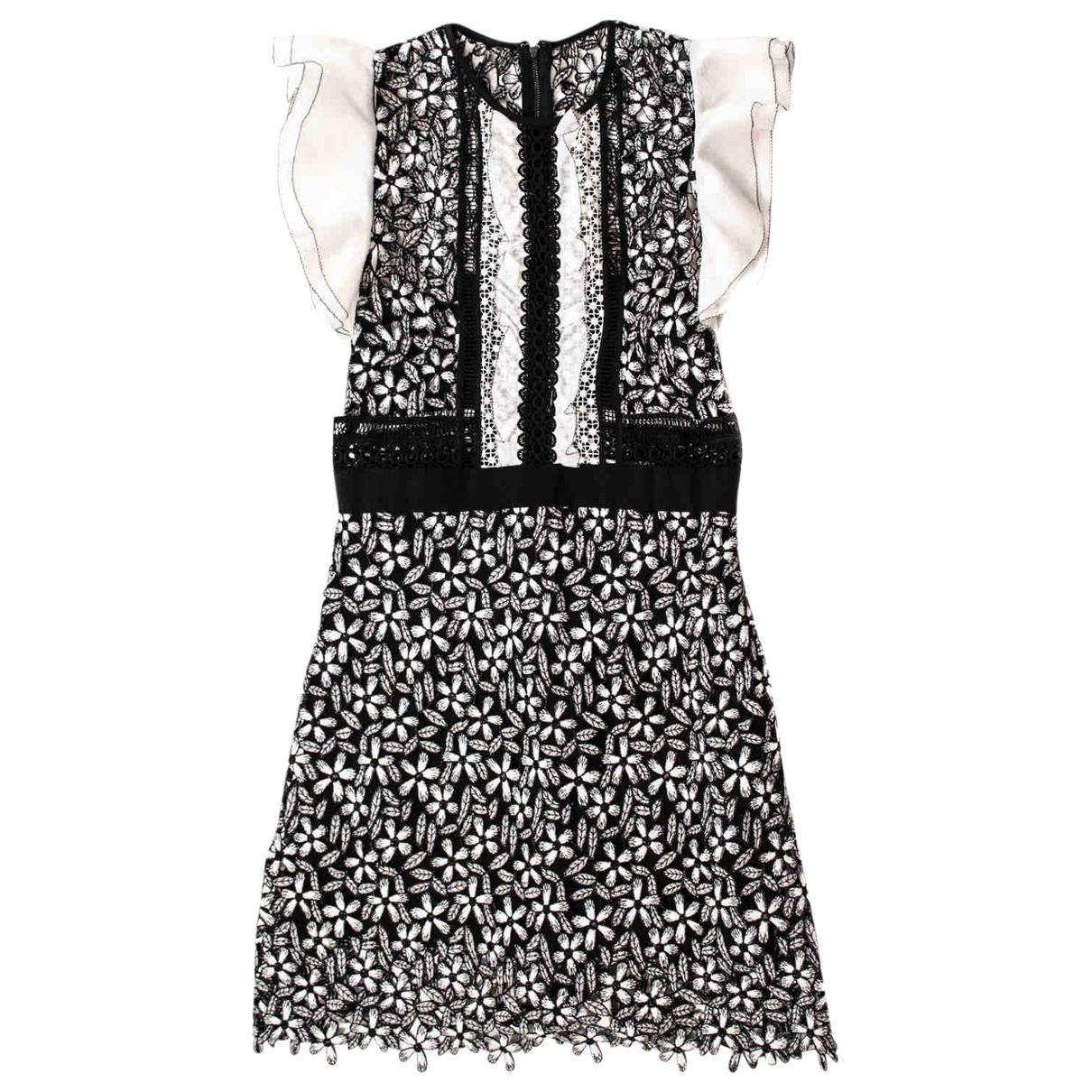 Self Portrait \N Lace dress for Women 12 UK