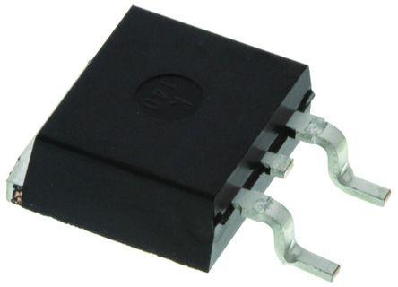 Infineon IGB30N60H3ATMA1 IGBT, 30 A 600 V, 3+Tab-Pin D2PAK (TO-263) (5)