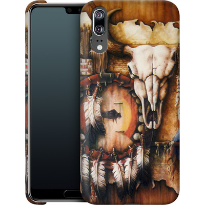 Huawei P20 Smartphone Huelle - Teri Rosario - Echo of the Buffalo von TATE and CO
