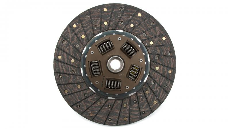 Centerforce 383946(R) I and II, Clutch Friction Disc Dodge Manual
