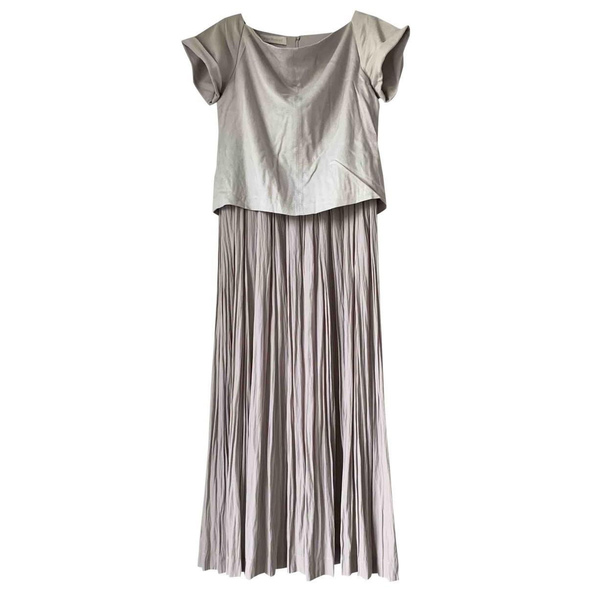 Cacharel - Robe   pour femme - gris