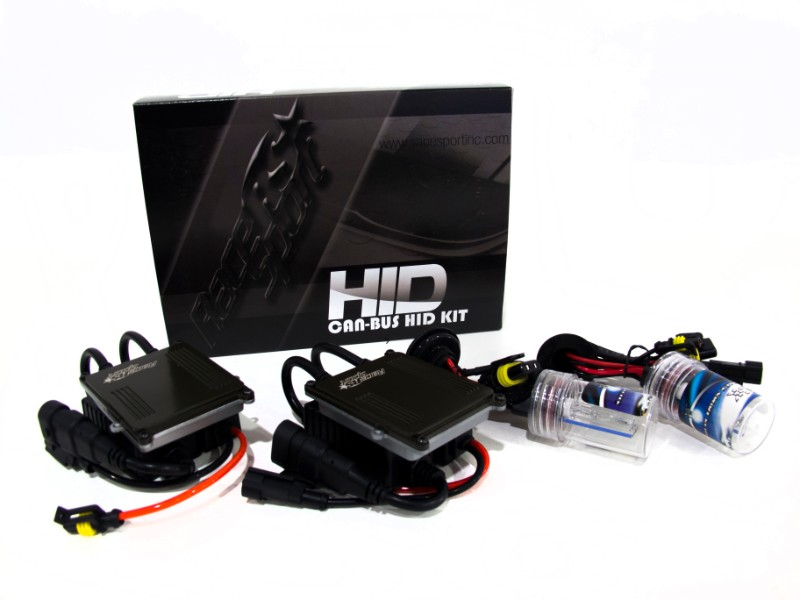 Race Sport Lighting H9-5K-G3-CANBUS H9 GEN3 5K Canbus HID SLIM Ballast Kit