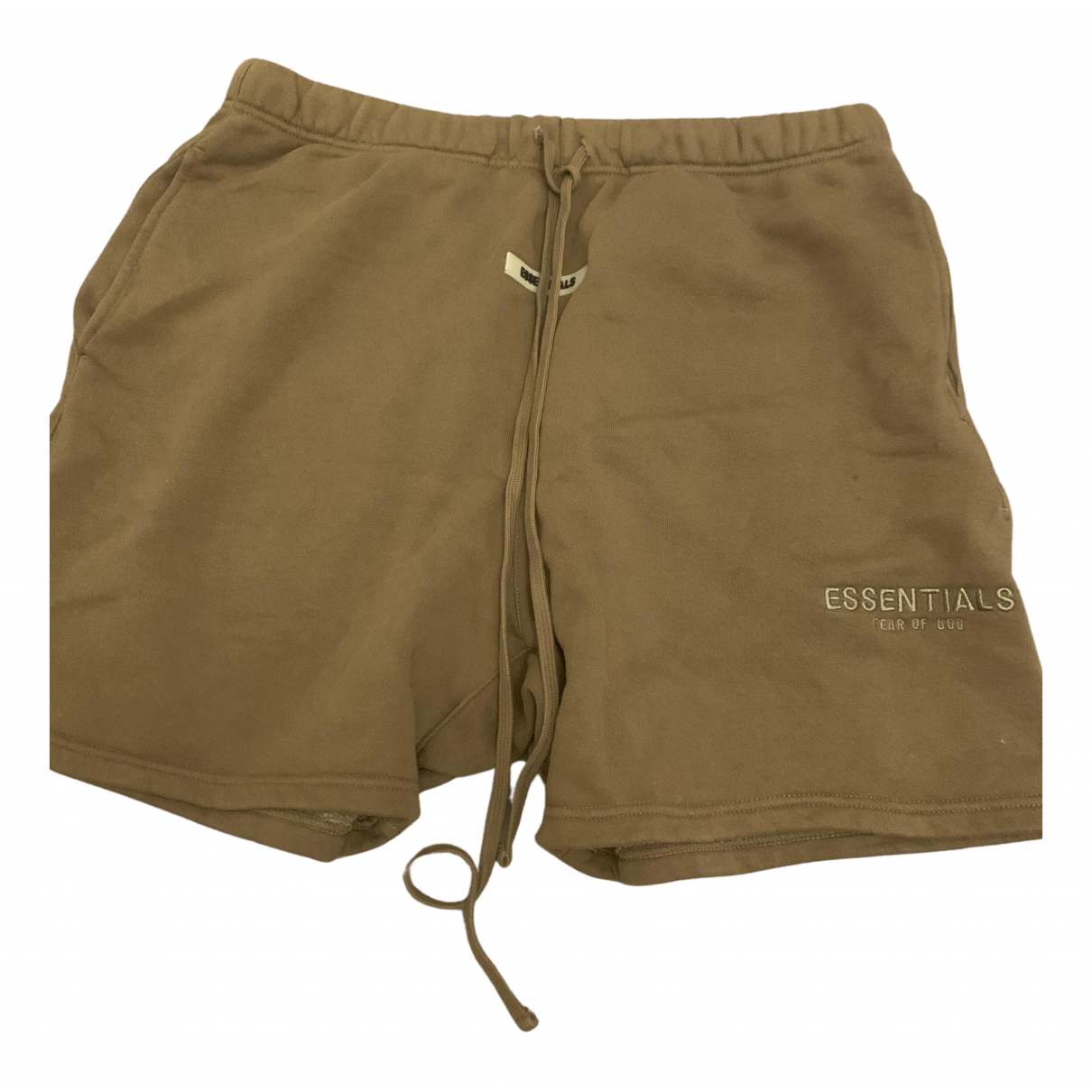 Fear Of God \N Shorts in  Gruen Baumwolle