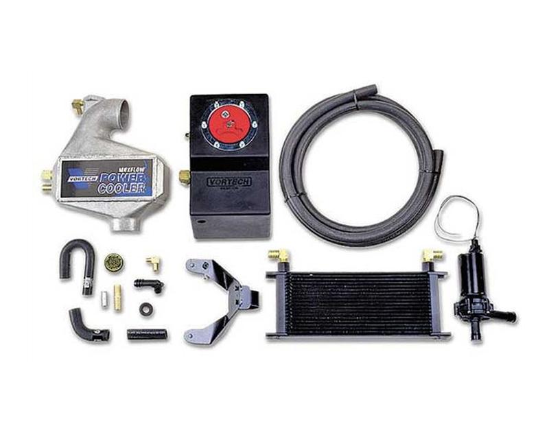 Vortech Satin Intake Charge Cooler Upgrade Ford Mustang SVO   Bullitt 4.6L 2V 96-04