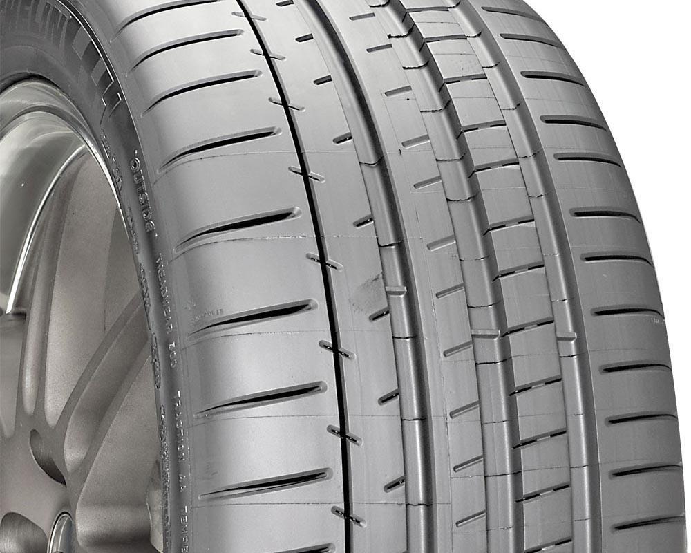 Michelin 18580 Pilot Super Sport Tire 225/45 R18 95Y XL BSW BM