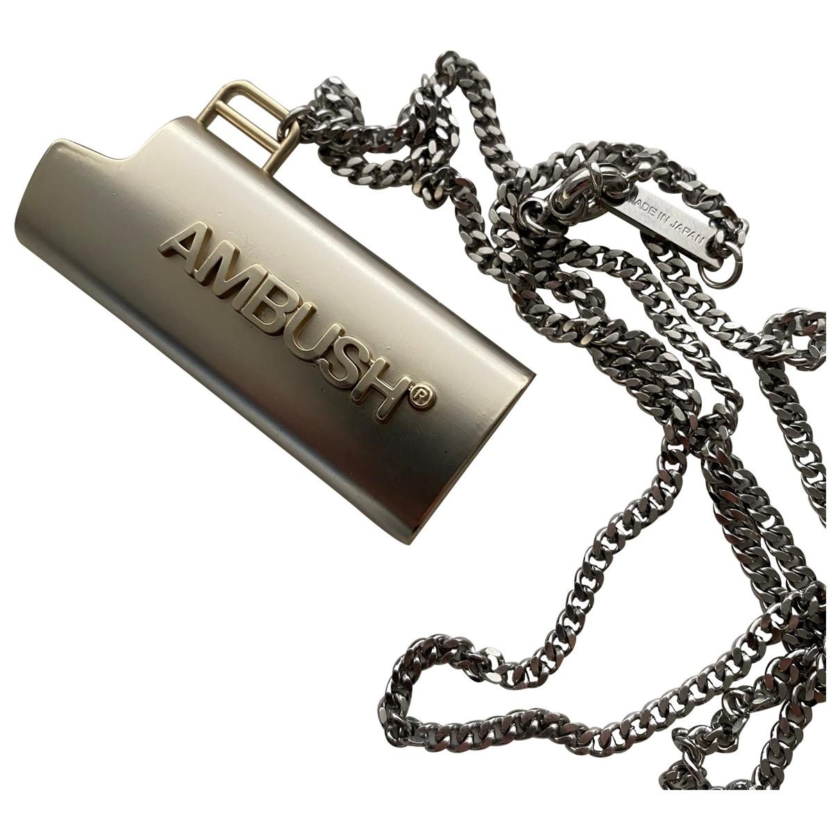 Ambush \N Kette in  Silber Silber