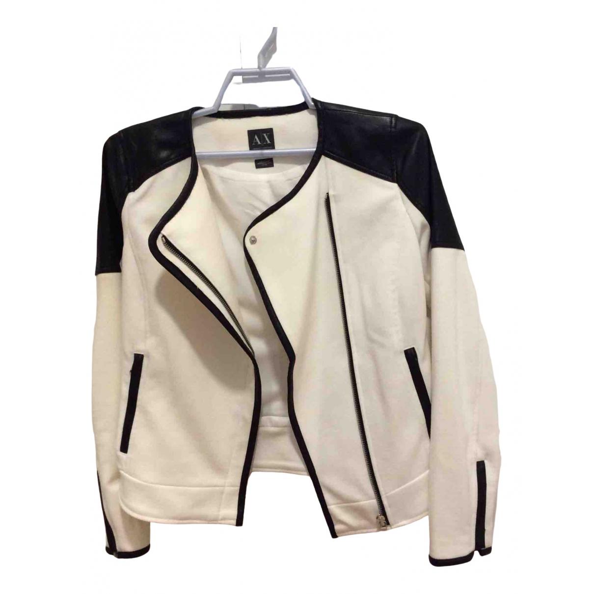 Emporio Armani \N White jacket for Women XS International
