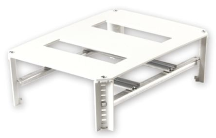 Fibox DIN Rail Frame Set 359 x 459 x 163mm for use with ARCA 5040 Series Cabinet