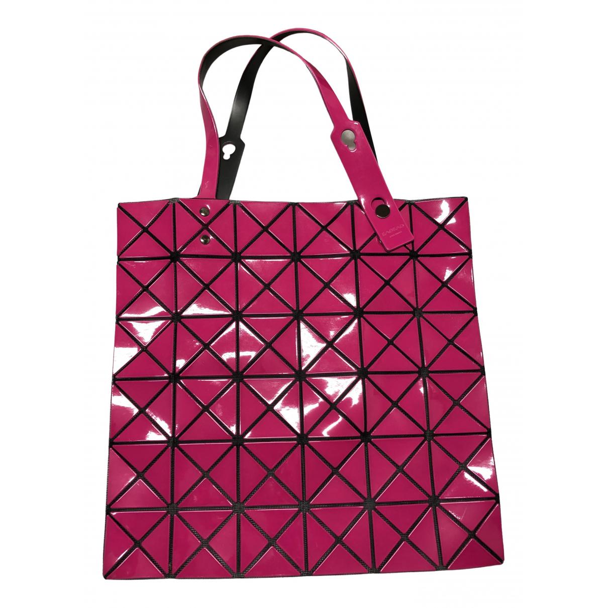 Issey Miyake \N Handtasche in  Rosa Kunststoff