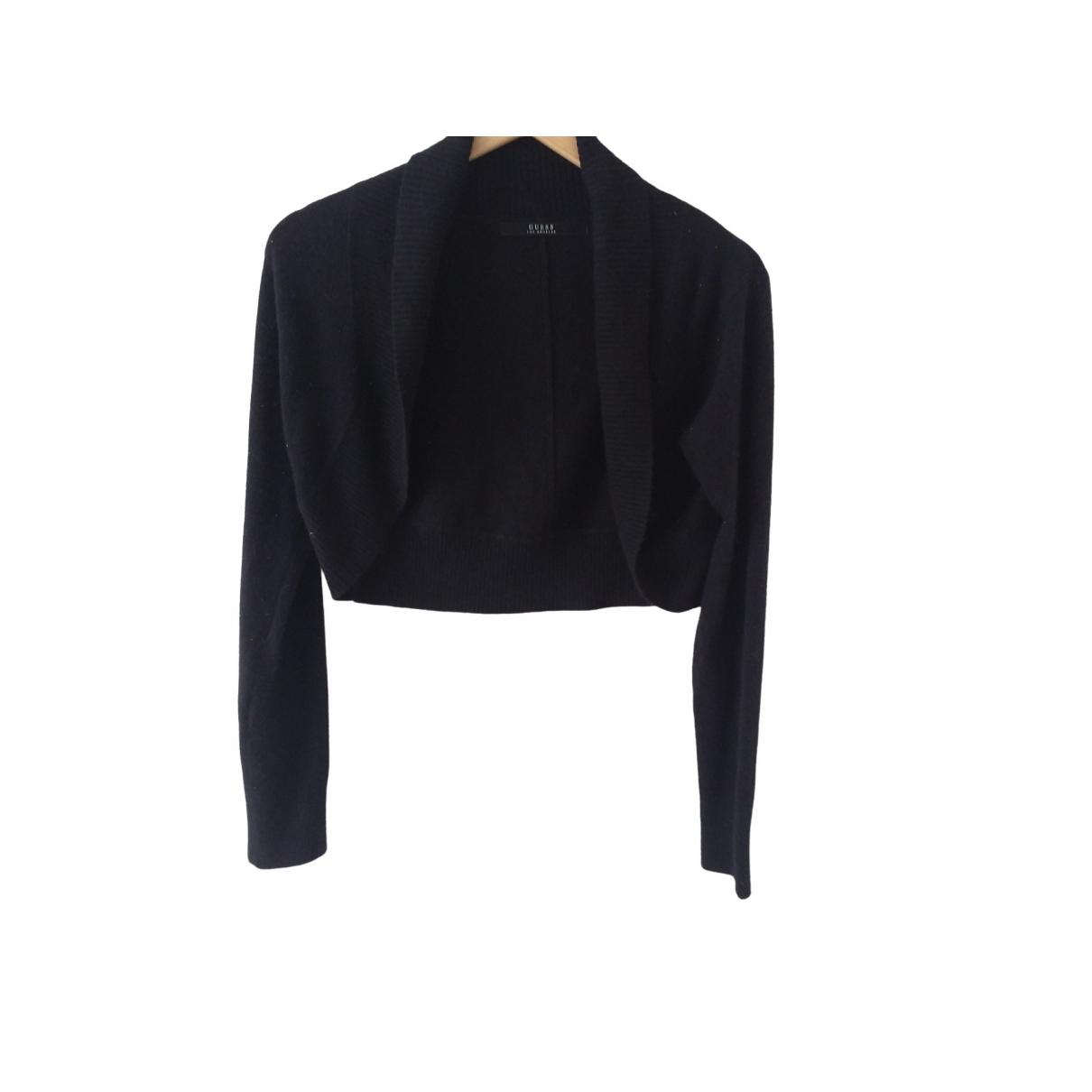 Guess \N Black jacket for Women M International