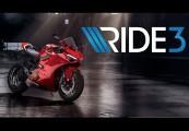 Ride 3 Gold Edition EU XBOX One CD Key