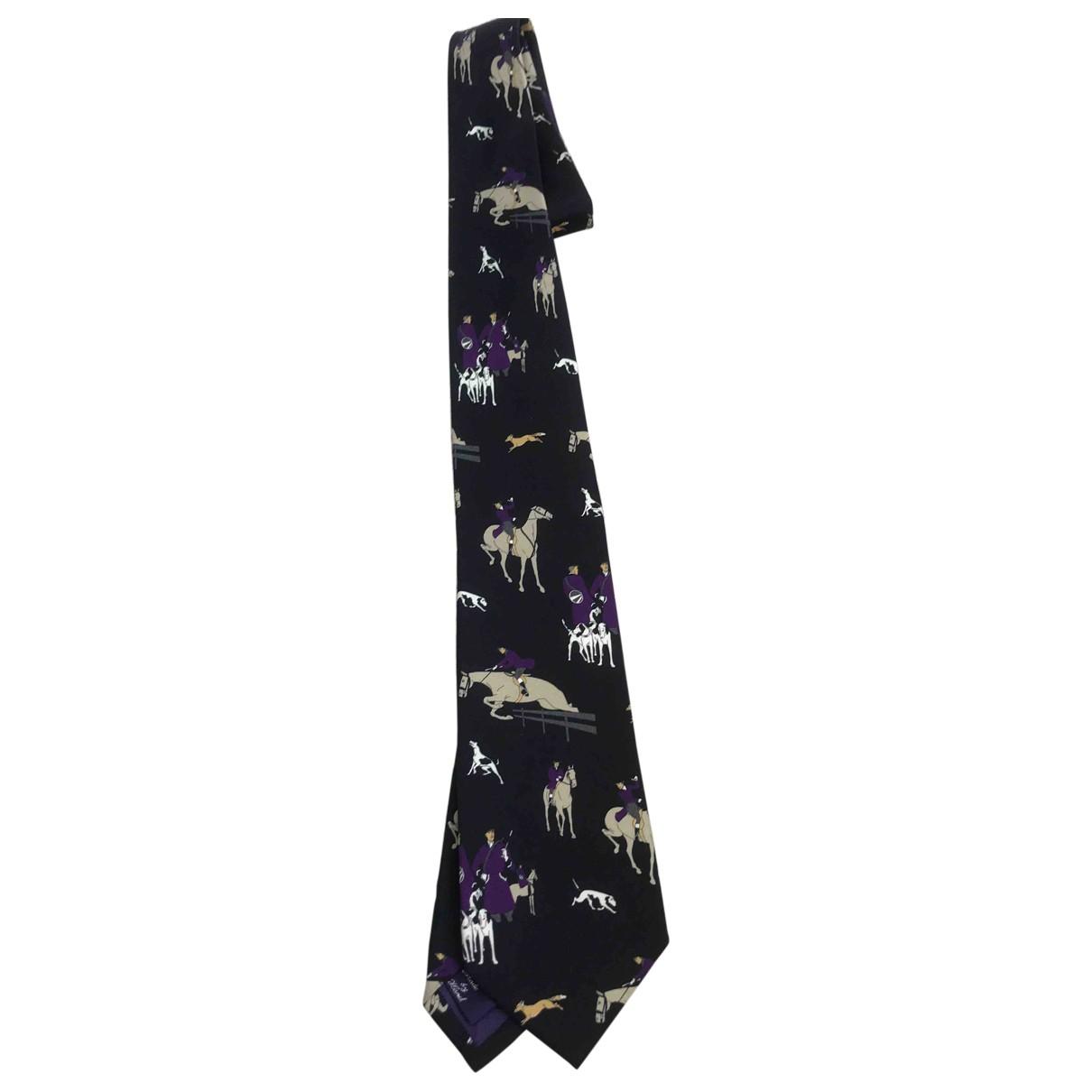 Corbata de Seda Ralph Lauren Collection