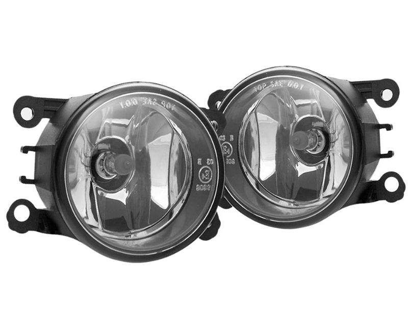 Winjet WJ30-0197-09 Clear OEM Style Fog Lights Ford Taurus 08-19