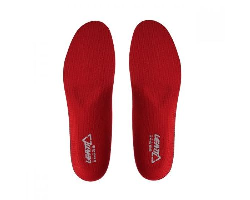 Leatt 3020002184 Red GPX 5.5 Flexlock Footbed Pair US11
