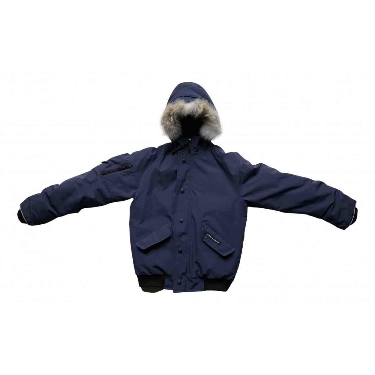 Canada Goose - Manteau   pour homme - bleu
