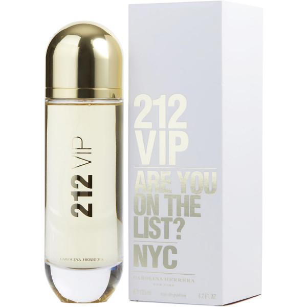 212 Vip - Carolina Herrera Eau de Parfum Spray 125 ml