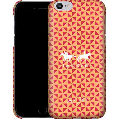 Apple iPhone 6s Plus Smartphone Huelle - Triangle Silhouette von Ingrid Klimke