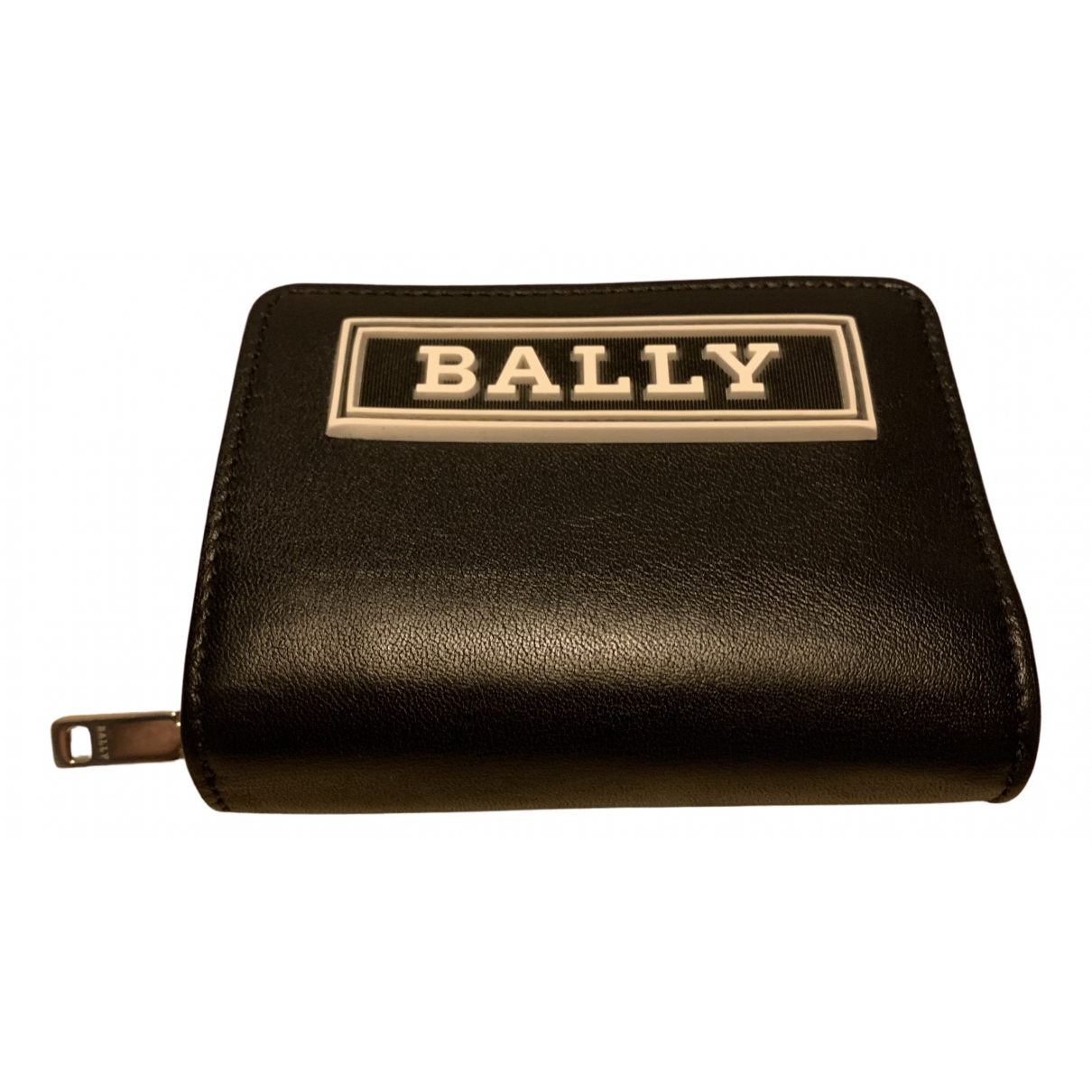 Bally - Petite maroquinerie   pour homme en cuir - noir