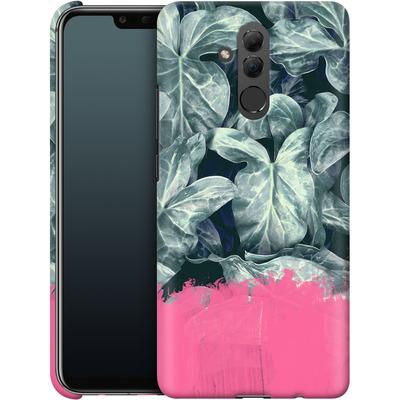 Huawei Mate 20 Lite Smartphone Huelle - Sweet Pink on Jungle von Emanuela Carratoni