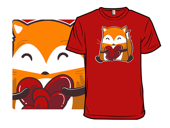 Fox Love T Shirt