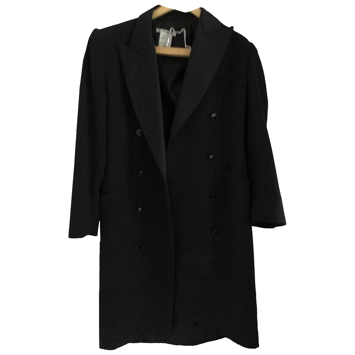 Guy Laroche \N Black Wool dress for Women 38 FR
