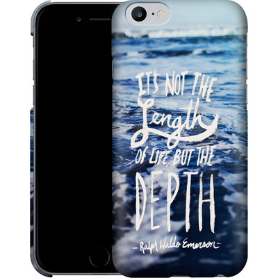 Apple iPhone 6s Plus Smartphone Huelle - Depth von Leah Flores